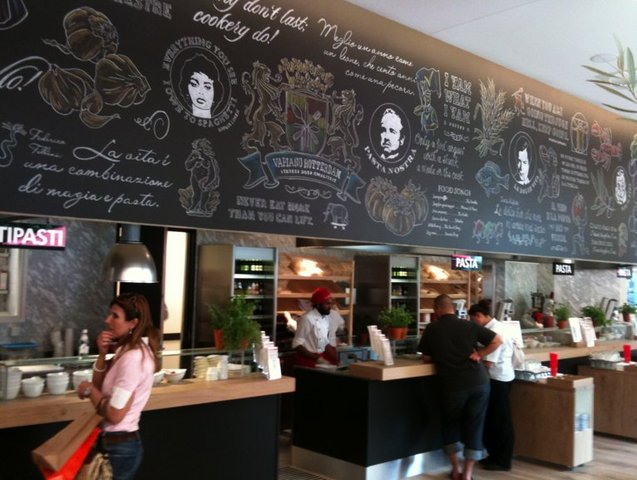 Dovy Keukens New York : The Buzz about Vapiano's Eat Up New York